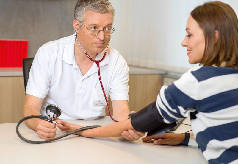 Medizinische Begleitung im Aktivzenrtrum Am Kogl