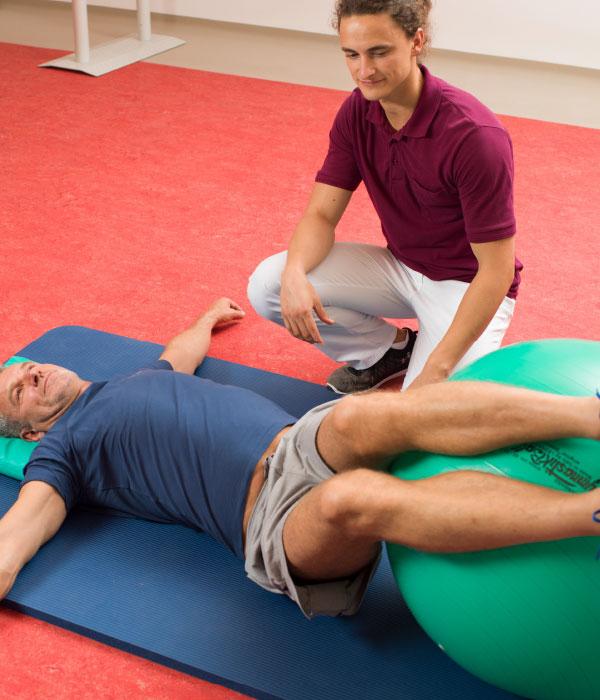 Bewegungstherapie im Rehazentrum Am Kogl