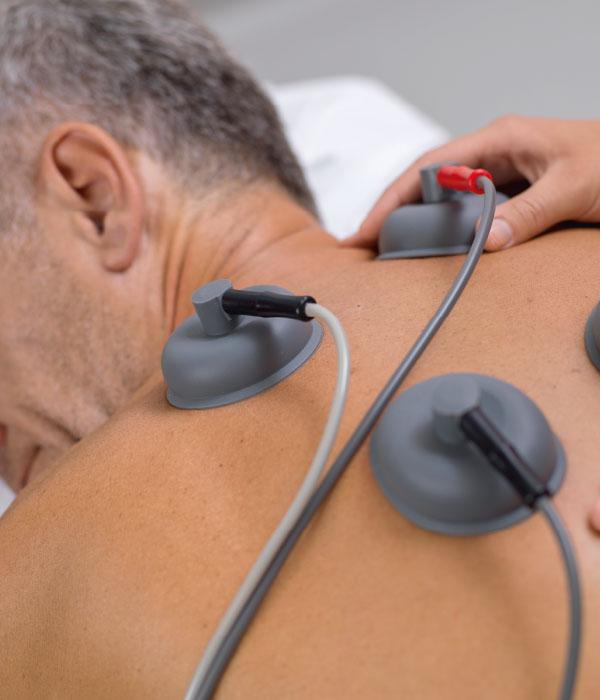 Elektrotherapie im Rehazentrum Am Kogl