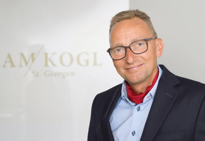 Mag. Thorwald Fastner - Direktor im Rehabilitationszentrum Am Kogl in St. Georgen