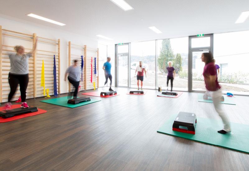 Fitness- und Bewegungstherapie im Rehazentrum Am Kogl